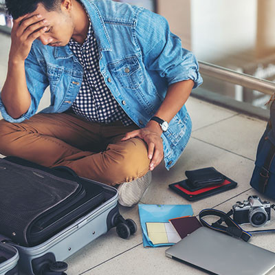 Tip of the Week: How to Avoid Losing Your Tech While Out and About