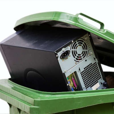 How to Safely and Securely Dispose of an Old Computer